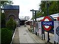 SP9601 : Chesham station by Marathon