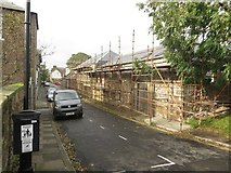 NU0052 : Building conversion, Governor's Garden, Berwick-upon-Tweed by Graham Robson