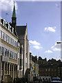 TQ2781 : Swedish Church, Harcourt Street, Marylebone, London by Robin Stott