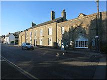 TL3540 : Kneesworth Street, Royston by Hugh Venables