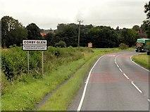 SK9924 : Corby Glen by David Dixon