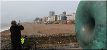 TQ3103 : Brighton Beach and Donut by Oast House Archive