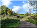 SO4710 : Track to Brooklands Farm,, near Dingestow by Ruth Sharville