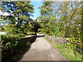 SO4710 : Bridge over the River Trothy, Wonastow by Ruth Sharville