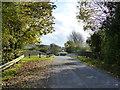 SO4710 : Bridge over the A 40, Wonastow by Ruth Sharville