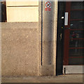SP3165 : Detail of entrance surround, Leamington Station by Robin Stott