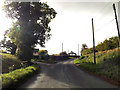 TM0562 : Church Road, Old Newton by Adrian Cable