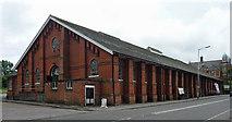 SU8651 : Maida Gymnasium, Queen's Avenue, Aldershot by Stephen Richards