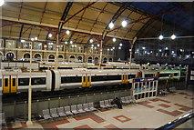 TQ2878 : Victoria Station by N Chadwick