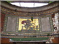 TQ4378 : Victoria Cross memorial in St George's chapel, Woolwich by Stephen Craven