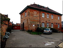 SU0061 : Snuff Court, Devizes by Jaggery