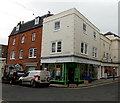 SU0061 : Barnardo's Store in Devizes by Jaggery