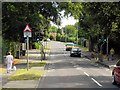 SK9137 : Pedestrian Controlled Traffic Lights on Manthorpe Road by David Dixon