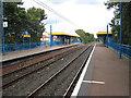 NZ3467 : Meadow Well Metro station, Tyne & Wear by Nigel Thompson