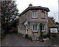 SU0061 : Grade II listed Besborough Lodge, Devizes by Jaggery