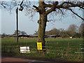 SP0875 : Derelict buildings, Bleakhouse Farm, Wythall by Robin Stott