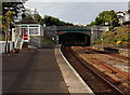 SX9063 : Torquay South signalbox  by Jaggery