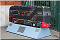 TQ3080 : Bus Art, 'My AccessiBus' by Oast House Archive
