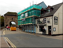SO5012 : Monnow Bridge Fish Bar & Cafe, Monmouth by Jaggery