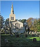 SP9599 : Wakerley: St John the Baptist by John Sutton