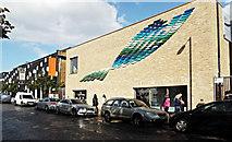 TQ2677 : Chelsea Academy public Art by Thomas Nugent