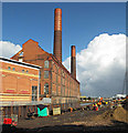 TQ2676 : Former Chelsea Power Station by Thomas Nugent