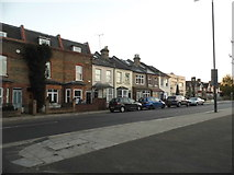 TQ1472 : Houses on Staines Road, Twickenham by David Howard