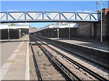 TQ7407 : Bexhill (Central) railway station, Sussex by Nigel Thompson