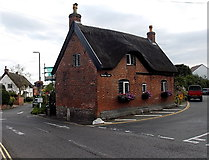 SK4003 : Rainbow Cottage, Market Bosworth by Jaggery
