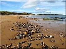 NU2422 : Embleton beach by Gordon Hatton