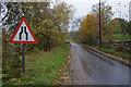 NN6359 : The B846 towards Kinloch Rannoch by Ian S