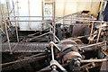 TQ7770 : Chatham Docks - steam paddle tug John H Amos by Chris Allen
