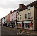 SO5012 : One Stop shop and post office in central Monmouth by Jaggery