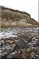 L6243 : Rocky beach and cliff erosion - Ballyconneely Townland by Mac McCarron