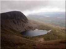 SH7013 : Cyfrwy and Llyn y Gadair by Chris Andrews