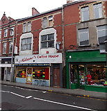 SS8591 : Milano's Coffee House in Maesteg by Jaggery