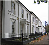 SK3436 : Derby - west side of Vernon Street by Dave Bevis