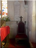 SU0460 : Inside St Andrew, Etchilhampton (vii) by Basher Eyre