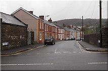 SS8591 : Plasnewydd Street, Maesteg  by Jaggery