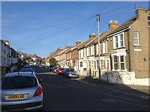 TQ7369 : Jersey Road, Strood by Chris Whippet