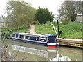 ST9561 : Near Martinslade Bridge  by Michael Dibb