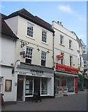 SU6351 : A new shop in Wote Street by Sandy B