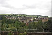 SE0714 : Hill Top, Slaithwaite by N Chadwick