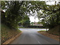 TG2200 : Church Road, Swainsthorpe by Adrian Cable