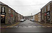 SS8591 : Alfred Street, Maesteg by Jaggery