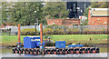 J3473 : Survey barge, River Lagan, Belfast - November 2014(1) by Albert Bridge