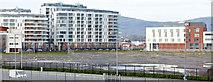 J3574 : Titanic Quarter development site, Belfast (November 2014) by Albert Bridge
