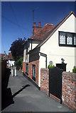 TL7835 : Luce's Cottage, Luces Lane, Castle Hedingham by Jo Turner