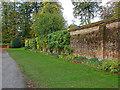 TQ0651 : Walled garden, Hatchlands by Alan Hunt