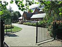 SK5319 : Charnwood Museum by Thomas Nugent